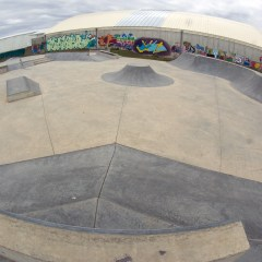 photo fisheye skatepark rosheim