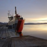 Getting from Punta Arenas to Puerto Williams, to Ushuaia, and back via Boat