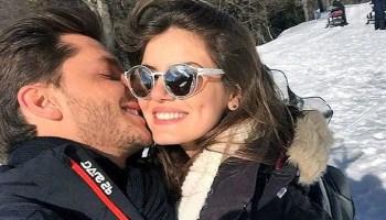 Toledo assume namoro com Camila Queiroz: 'Seu sorriso me faz sorrir'