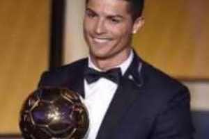 Cristiano Ronaldo encabeça a 1ª lista de indicados a Bola de Ouro