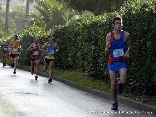 Magníficos 10 km Sanitas Marca Running Gijón