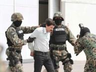 "PGR PRESENTA A JOAQUÍN GUZMÁN LOERA ""EL CHAPO"""