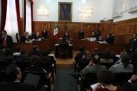 Sala Suprema Corte de Justicia. Foto: Especial