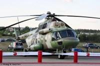 Helicóptero Mi171B. Foto: Rostec