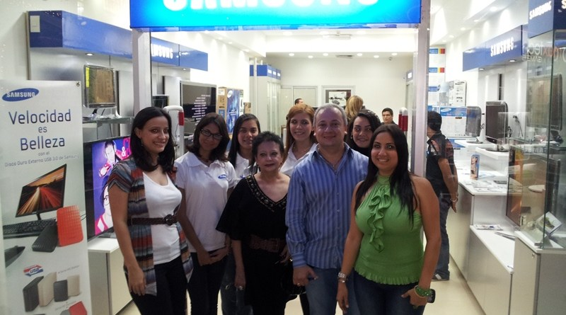Samsung Store @EnMaracaibo