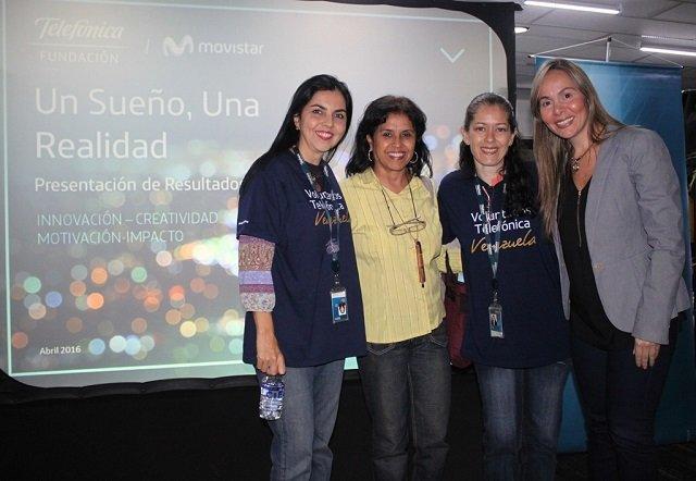 Voluntarios de Telefónica