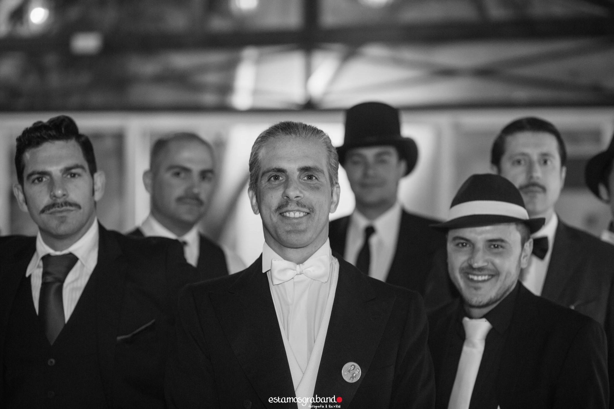 Fali-Bea-12-de-78 Fiesta Años 20 [La Teta de Julieta, Cádiz] - video boda cadiz