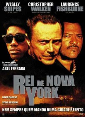 King of New York filme