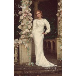 Small Crop Of Art Deco Wedding Dress