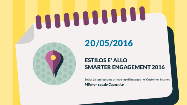 evento smarter engagement estilos