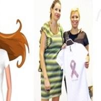 Barbarella crea una camiseta exclusiva contra el Cáncer de Mama