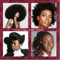 Peinados para mujeres negras 2013