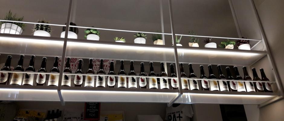 cervejas madrid