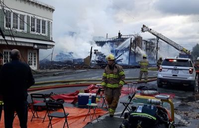La cause de l'incendie ravageur toujours inconnue - MEMPHRÉMAGOG - Actualité - Estrieplus.com ...