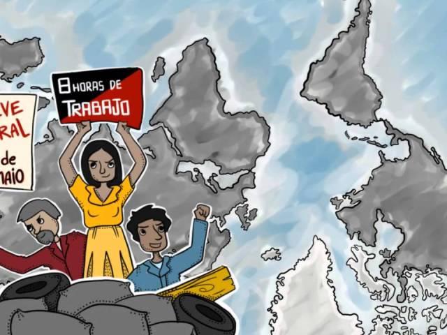 """""""Maio, Nosso Maio"""" selecionado para a 8ª Mostra Cinema e Direitos Humanos da América do Sul"""
