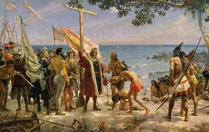 historia del continente americano
