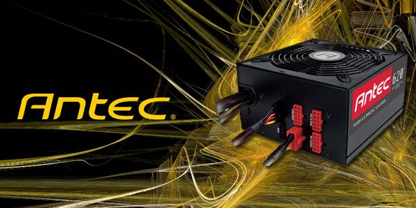 Win one of three Antec High Current Gamer 620M Power Supplies