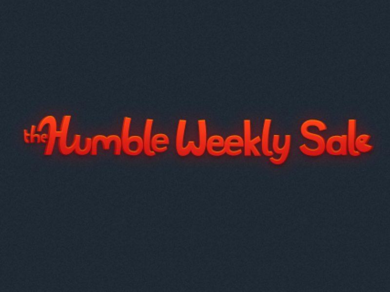 Humble-Weekly-Sale