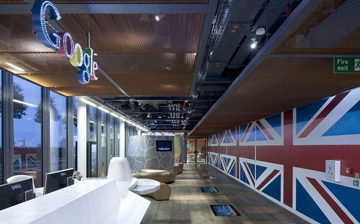 Google London Headquarters