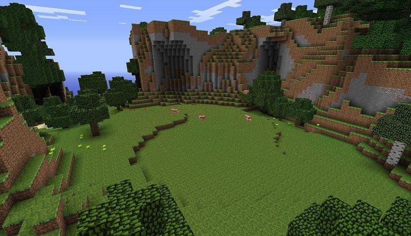 minecraft_landscape_by_revolutionalfa-d3e1wl0