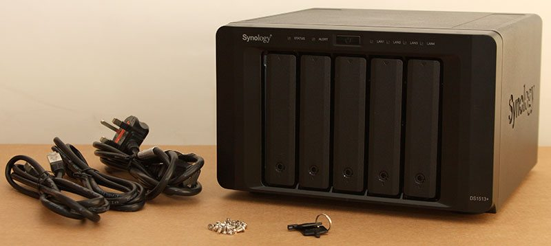 Synology_DS1513+_Package