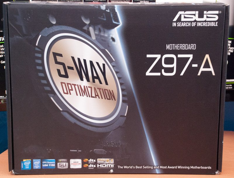 ASUS Z97A (1)