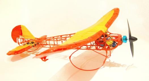 3d printed plane