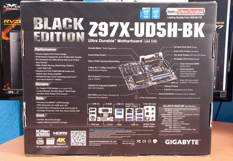 Gigabyte Z97X UD5H Black Edition (2)