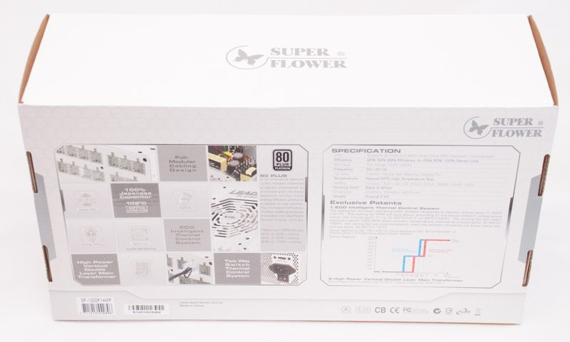 Super Flower Leadex Platinum 1000W (2)