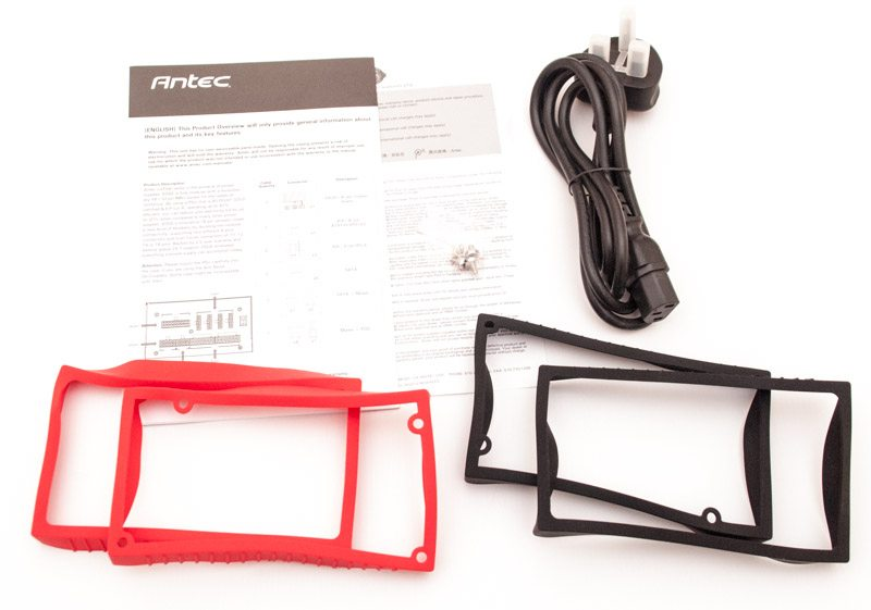 Antec Edge 650W (2)