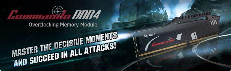Apacer-Commando-DDR4