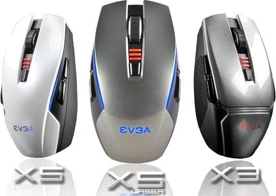 EVGA mice 0