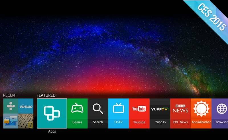 Samsung-Electronics-Redefines-TV-Experience-with-New-Smart-TV-Powered-by-Tizen