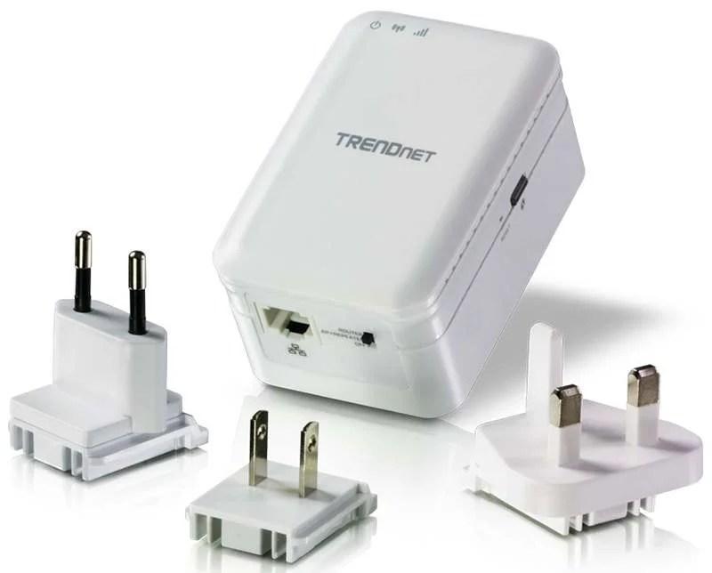 Trendnet TWE-817DTR