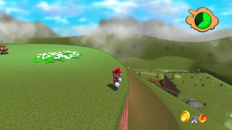 Mario 64 unity