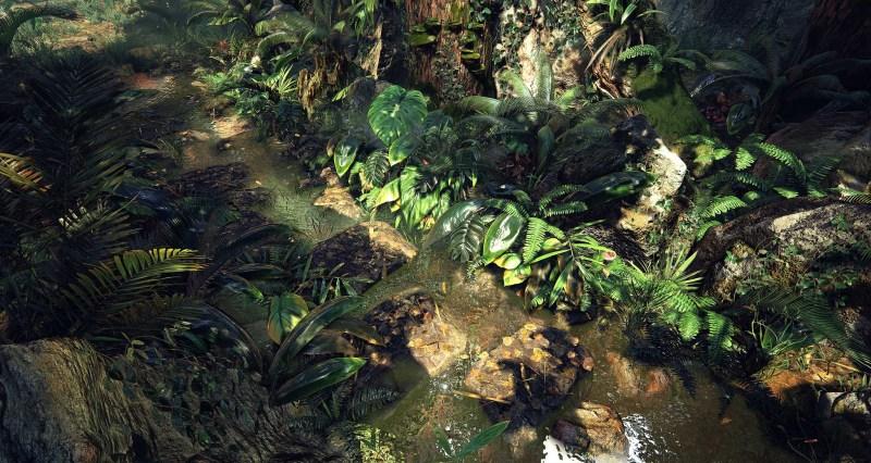 Unreal-Engine-4-Quixel's-Jungle-Environment-4