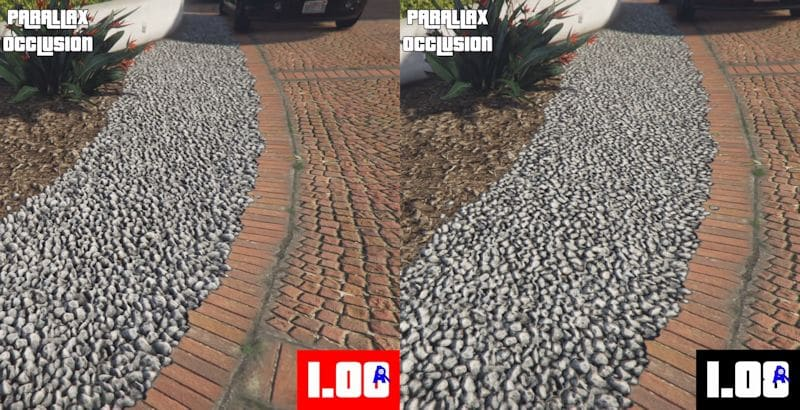 gta v graphics comparison