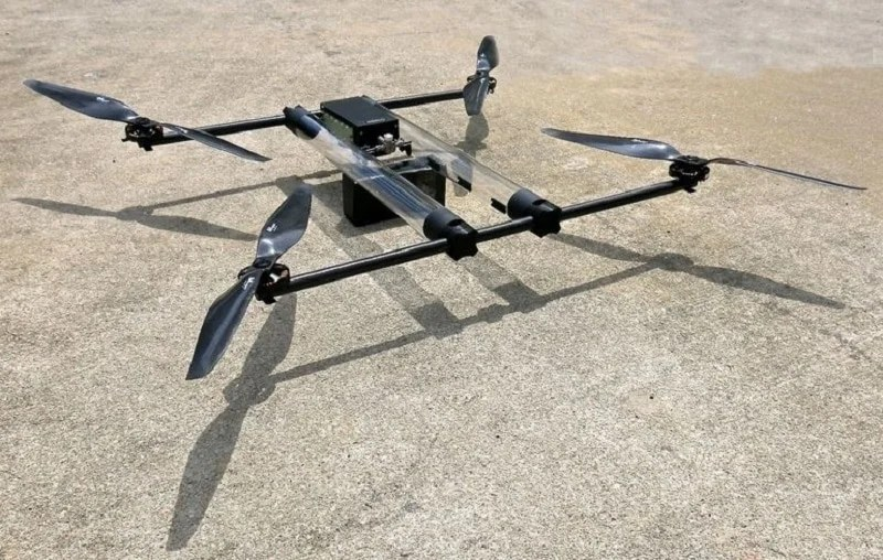 Hycopter drone