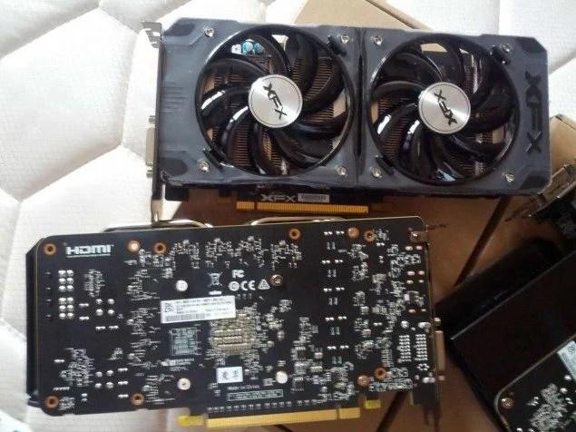AMD Radeon leak 4