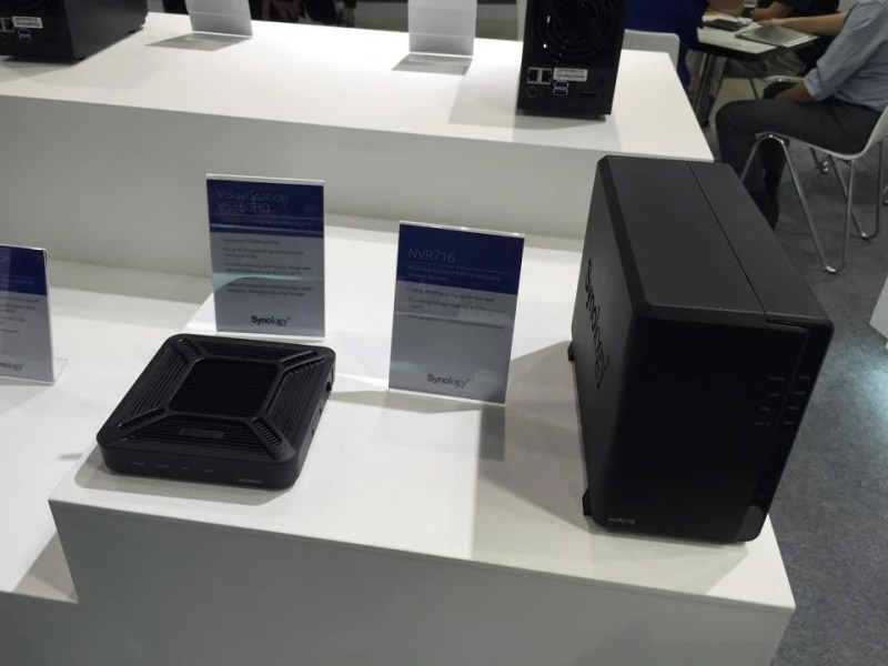 Synology computex NVR 18