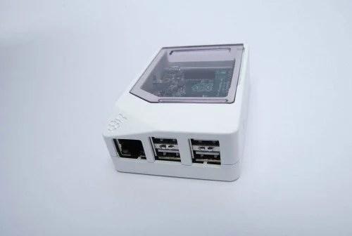 raspberry pi case prototype 2