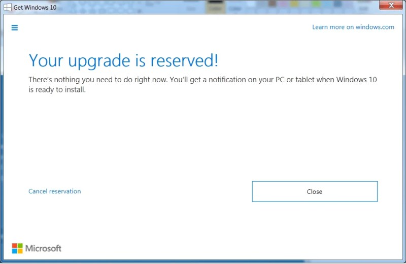 windows 10 reserved 1