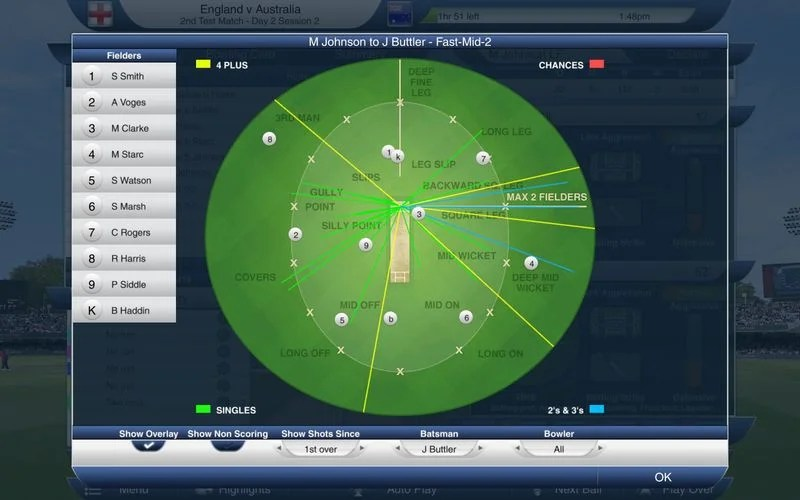 Cricket Captain 2015 2