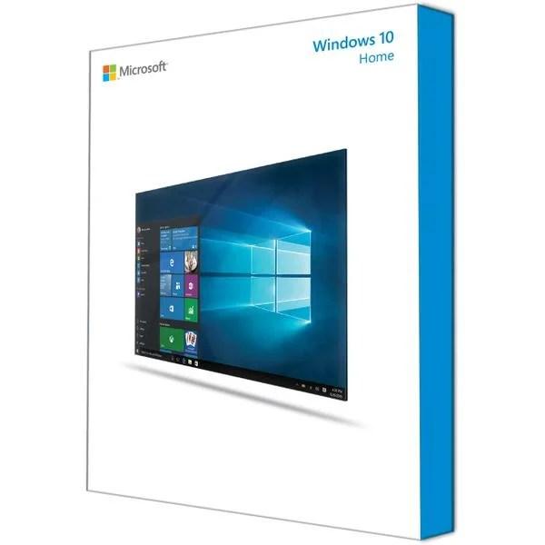 Windows 10 Home DVD
