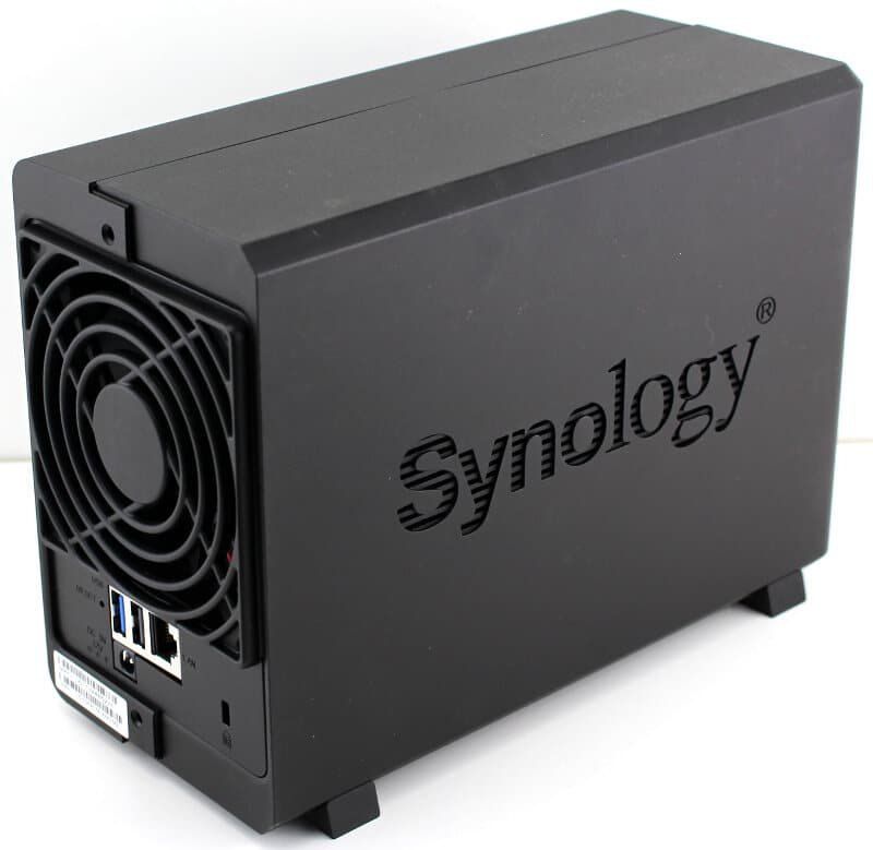 Synology_DS216play-Photo-rear angle