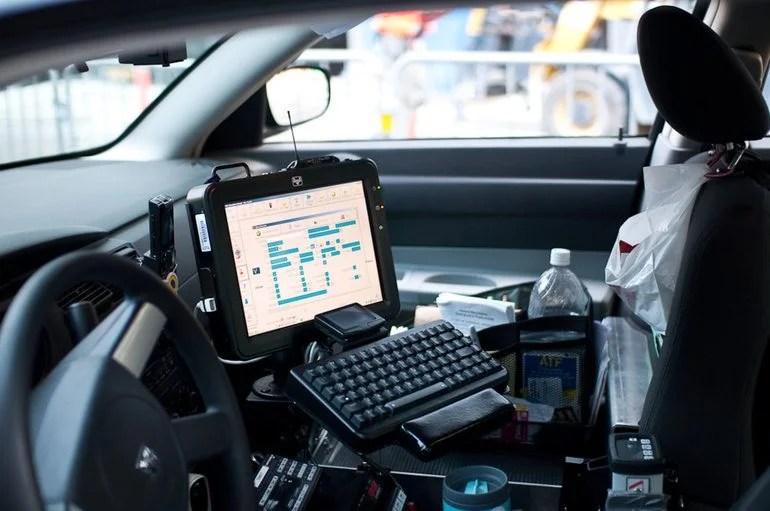 In Car Camera Systems Police Uk