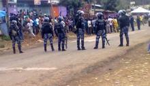 Ethiopian protest against eprdf