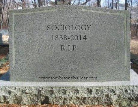 Sociology RIP