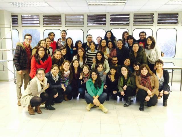 Foto grupo diplomado 2016
