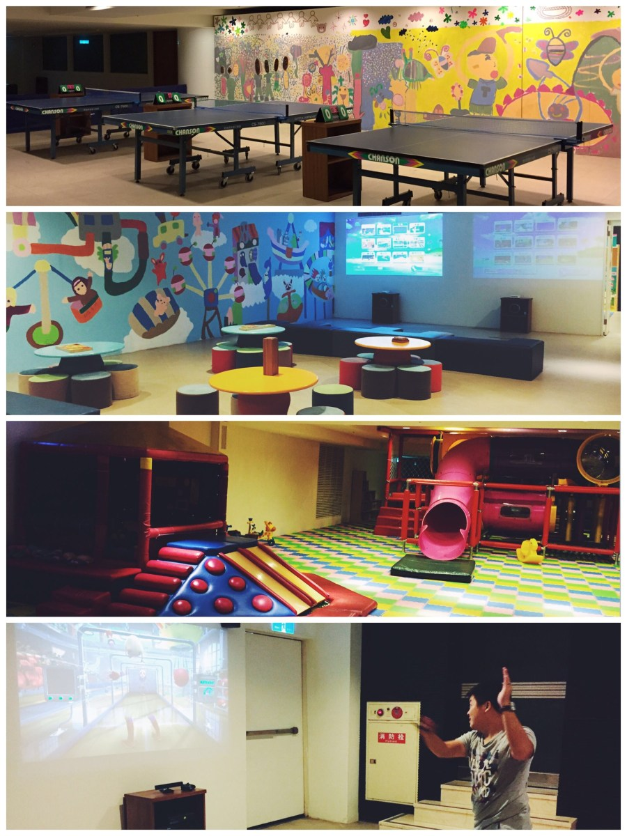 Silks Place Taroko Playroom